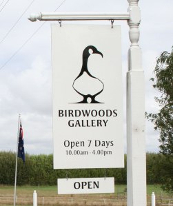 Birdwoods is at 298 Middle Road, Havelock North